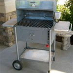 50's barbecue grill