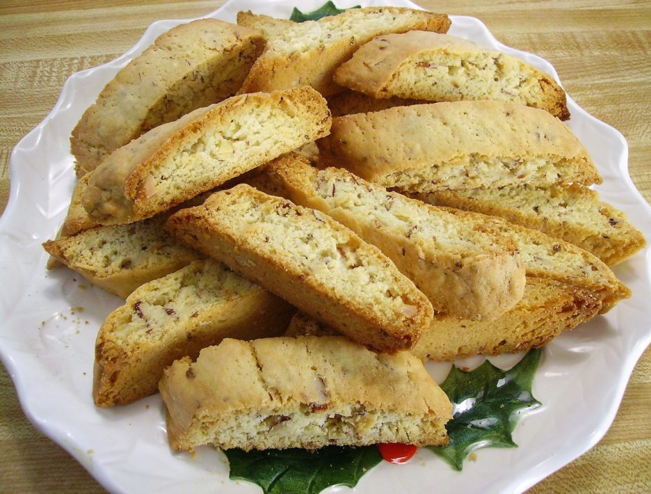 Nonna S Cookbook Entry 2 Anise And Almond Biscotti